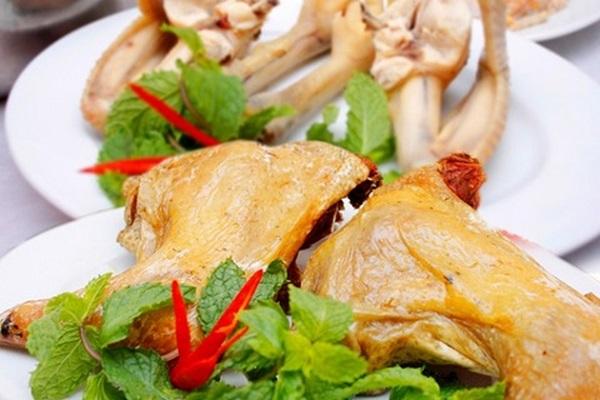 Gà rán gà tươi Mạnh Hoạch