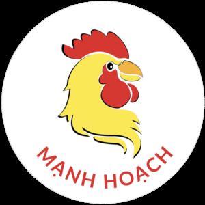 logo gà mạnh hoạch