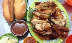quán gà nướng ngon tại Hồ Chí MInh