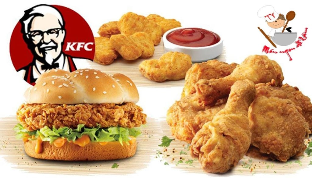 gà rán KFC